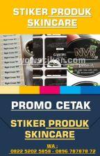 Cetak 0822 5202 5858, Stiker Produk Kosmetik Jakarta Barat by stikerkosmetik