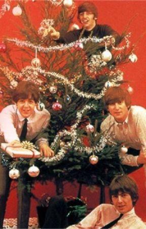 The Beatles Polar Express AU by jxhnlennxn