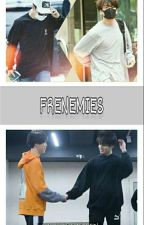 Frenemies//Jikook (CURRENTLY WRITING FINALLY) by goldenjkkr