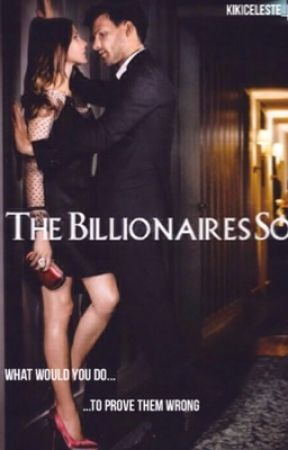 The Billionaires Son by kikiceleste_
