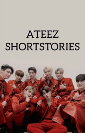 ATEEZ Shortstories book | bxb by ateasez