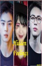 hidden feelings The Im(possible) Dream Book 3 by monchi20