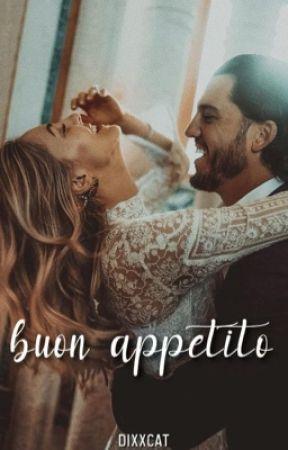 Buon Appetito by dixxcat