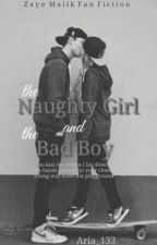 (the Naughty girl and the bad boy) بقلم aria_133