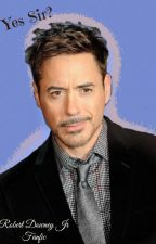 Yes Sir? (A Robert Downey Jr Fanfic) by rdjlove