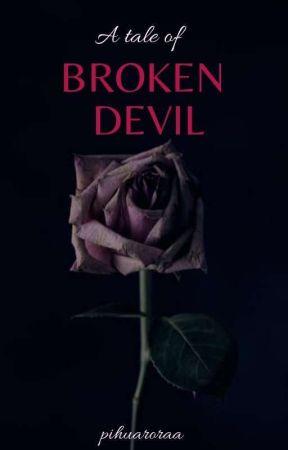 Broken Devil by pihuaroraa
