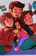 Tony and his Kids  by Sabrina_Mockingjay