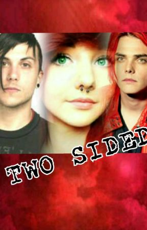 Two Sided ||Frank Iero|| by lydiaChemicalromance