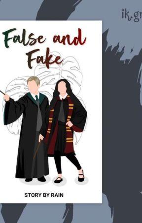 False and Fake [Draco Malfoy] by angg_rainy