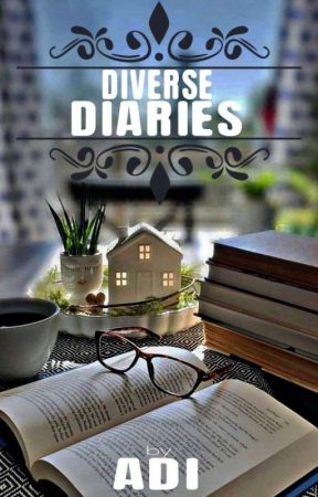 DIVERSE DIARIES by _Frozen-Olaf