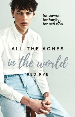 All the Aches in the World [MxM] by rnxwy-