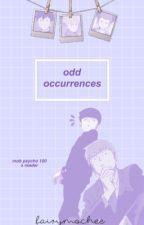 odd occurrences by fairymochee
