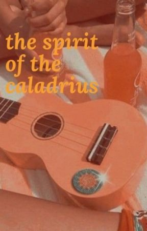 the spirit of the caladrius by IWISHIWEREANNA
