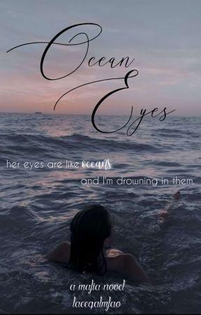 Ocean Eyes by laeeqalmfao