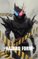 Izuku Hazzard by DragoNightRed