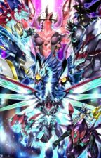 The Photon Duelist ( Male Reader X Akiza ) by LukeBraniff