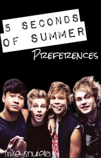 5SOS Preferences cover