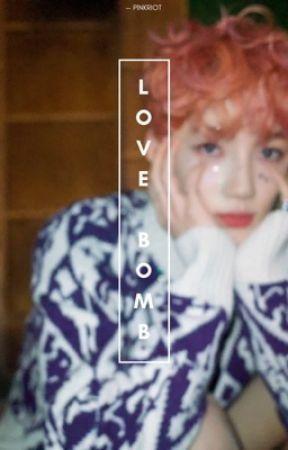 love bomb » sunyu by PlNKRIOT