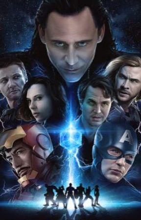 Avengers:Oneshots  by GOTH_RAT_QWEEN