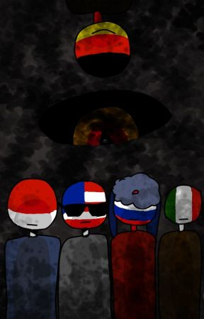 coincidence? (countryhumans, Slow Updates) by Sp00ksinator