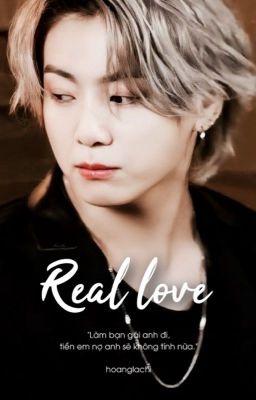 Jungkook | Real Love (Bad Boy)