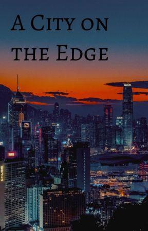 A City on the Edge by DragoMikh