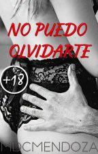 NO PUEDO OLVIDARTE by mdcmendoza