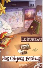 Kingdom Hearts - Le Bureau des Objets Perdus by Eficya