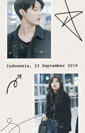 Indonesia 22 September 2019 [ Cho Seungyoun ] by bigbubbletrejo