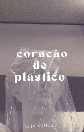 coração de plástico by juncotton