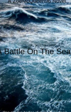 A Battle on The Seas by roaringsuns