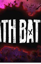 DEATH BATTLE by Dracoshippuden961