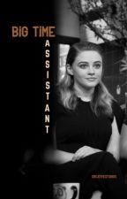 Big Time Assistant | James Diamond by creativestudios