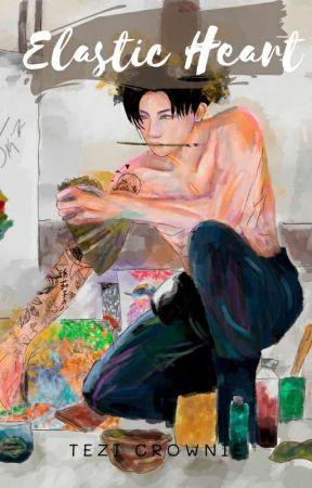 Elastic Heart •Kookjin• by TeziCrownie