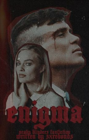 𝐄𝐍𝐈𝐆𝐌𝐀 thomas shelby by aphrodxtes