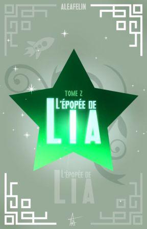 L'Épopée de Lia II by Aleafelin