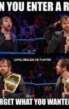 Random WWE memes I found. cover