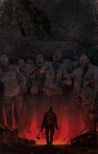 I Kill Zombie oleh AroMcCoy