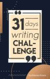 31 Days Writing Challenge 2019 cover
