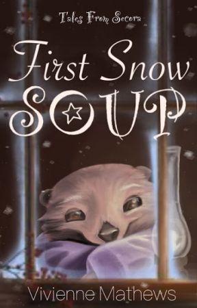 First Snow Soup by VivienneMathews