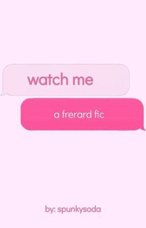 watch me. :: frerard :: by raytoronto