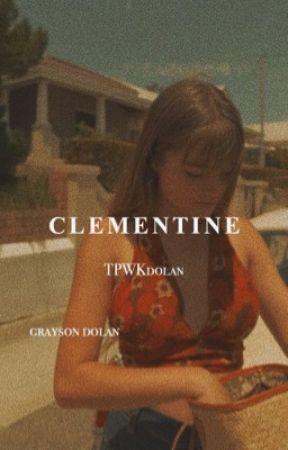 CLEMENTINE ; grayson dolan by TPWKdolan