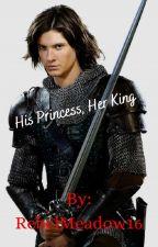 His Queen (Caspian x reader) *EDITED* by RebelMeadow16