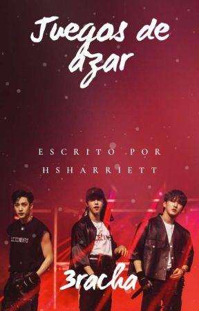 """Juegos de Azar"" - [Changlix - Hyunin] by HsHarriett"
