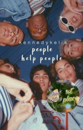 People Help People by kennedykelis