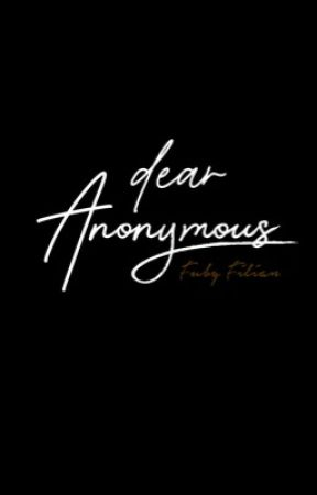 Dear Anonymous by inibulan