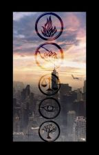 More Than Divergent by JGenevie