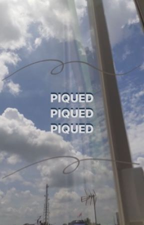 PIQUED by leuvender