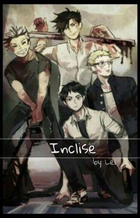 Inclise [Haikyuu! Zombie Apocalypse AU] (Reader-Insert!) (Haikyuu X Reader) by Lei_1303