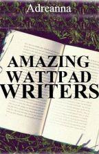 AMAZING WATTPAD WRITERS INTERVIEWS! by adge0429